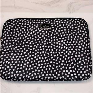 Kate Spade Blake Avenue Musical Dots Laptop Sleeve